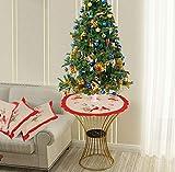 Grelucgo Christmas Holidays Mini Cardinal Tree