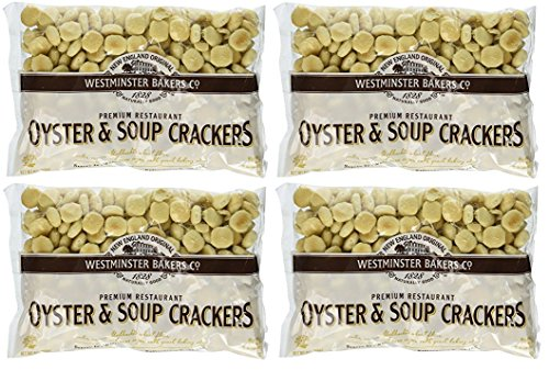 New England Original | Westminster Bakeries Company | Premium Restaurant Oyster & Soup Crackers | 4 -