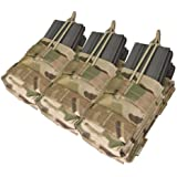 Condor Tactical Triple Stacker Open-Top M4 Mag Pouch
