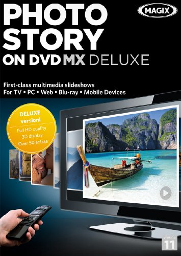 PhotoStory on DVD MX Deluxe [Download]