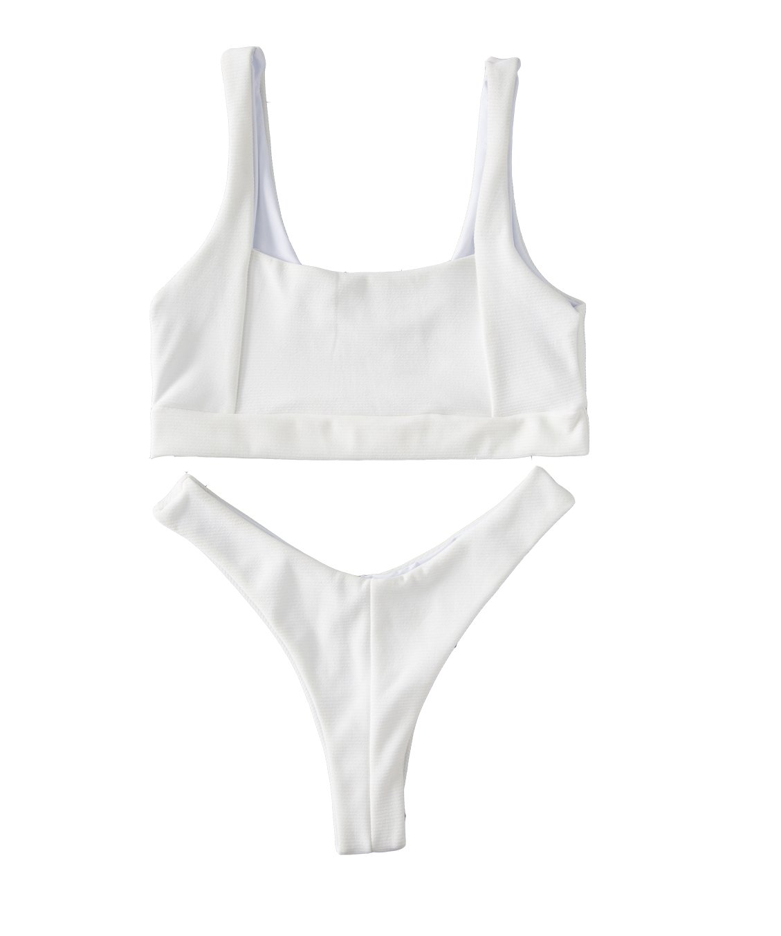 Blugibedramsh SWIMWEAR レディース B07C3Z9S74 Black(bikini Swimsutis) Small