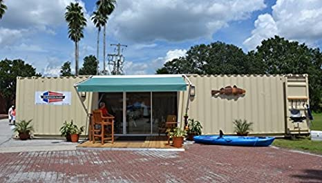 Amazon Com Container Home Tiny House Pre Fabricated Furnished