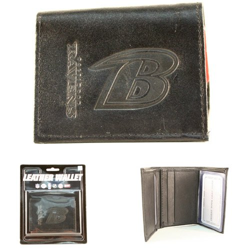 Baltimore Ravens Black Leather - Baltimore Ravens Black Leather Wallet
