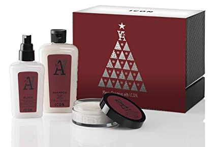 A ANTICAIDA DE ICON (Champu 250ml +Elixir 150ml +Cream
