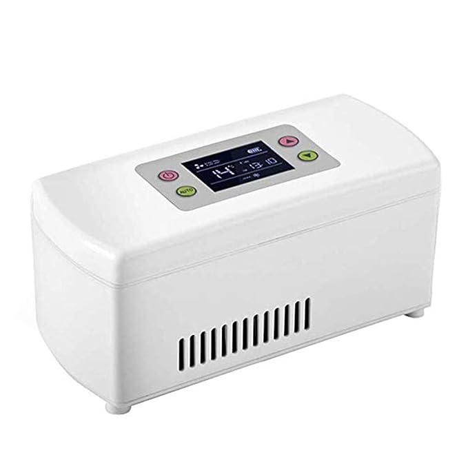 CooleBox Nevera Eléctrica Portátil Mini refrigerador con Función ...