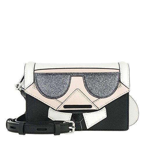 Karl Lagerfeld 71KW3093 A999 Borsa A Tracolla Donna Bianco