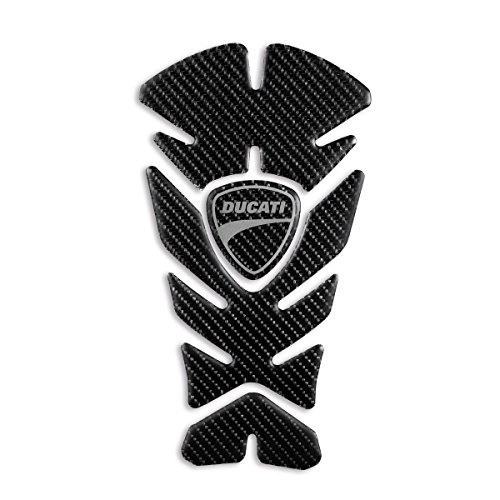 Ducati Supersport/Supersport S Carbon Tank Protector 97480151A