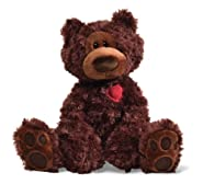 "Gund Valentine's Philbin Teddy Bear 12"" Plush"