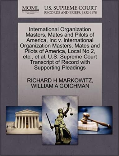International Organization Masters, Mates and Pilots of