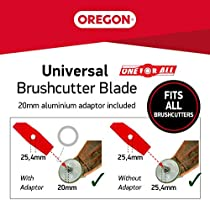 Oregon 295505-0 Universal Mulching Brushcutter and Clearing Saw Blade