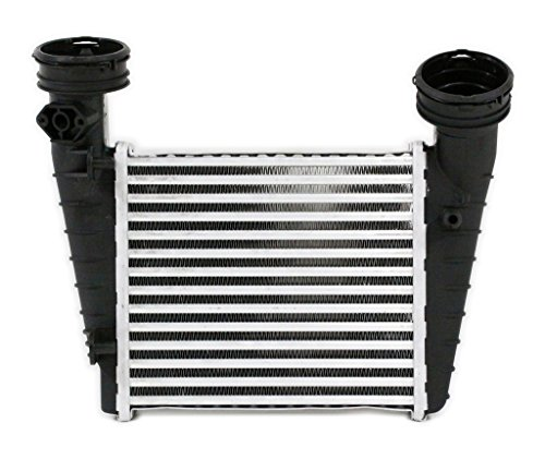 Intercooler Kit - Pacific Best Inc For/Fit VW3012107 01-05 Volkswagen VW Passat 1.8L English Turbo (New Style - 12mm MAP AWM Engine Code)