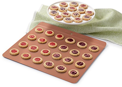 - Wilton Air-Insulated Aluminum Cookie Sheet
