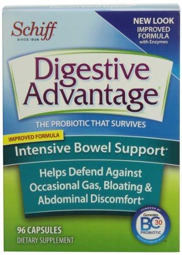 Digestive Advantage Probiotics Intensive Capsules Survives probiotic 96 product image