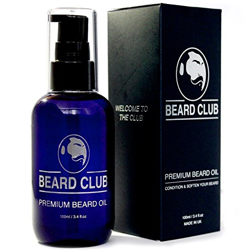 Premium Beard Oil | XL Bottle - Proven to Make Your Beard Kissably Soft |...