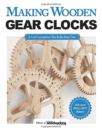 making-wooden-gear-clocks