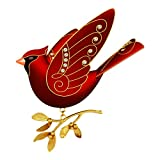 Hallmark Keepsake ''Ruby Red Cardinal'' Christmas Ornament