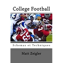 College Football Schemas et Techniques