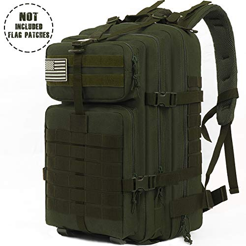Songwin 45L Militärischer taktischer Rucksack,Kompakt & wasserdicht Barbarians Molle Tasche Armee Assault Rucksack für…