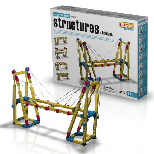 Engino  Structures And Bridges Construction Set