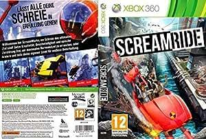 ScreamRide for xbox360 by Microsoft 2015