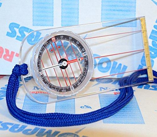 moscompassモデル3安定 – エリートコンパスオリエンテーリングプレートC