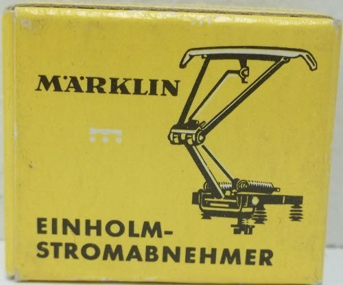 Marklin My World 7219 Single Arm Pantograph Model Kit (Parts Marklin)