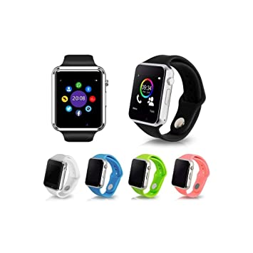 tradeshoptraesio® - Smartwatch A1 Bluetooth con SIM GSM ...
