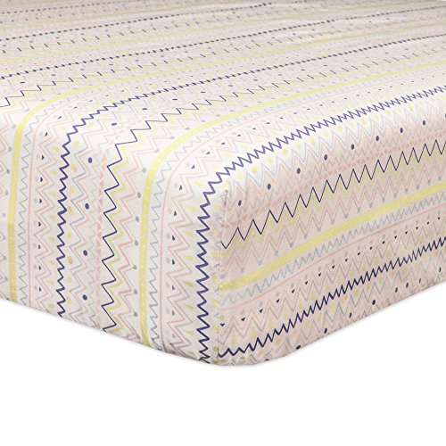 Babyletto Desert Dreams 4-Piece Fitted Mini Crib Sheet