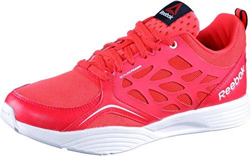 Reebok Damen Fitnessschuhe neonrot