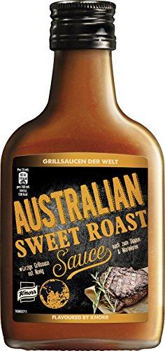 Knorr Australian Sweet Roast Sauce, 3er Pack (3 x 200 ml)