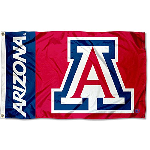 Arizona Wildcats Cats University Large College Flag