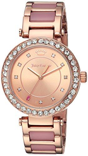 Juicy Couture Women's 1901423 Cali Analog Display Quartz Multi-Color Watch ()