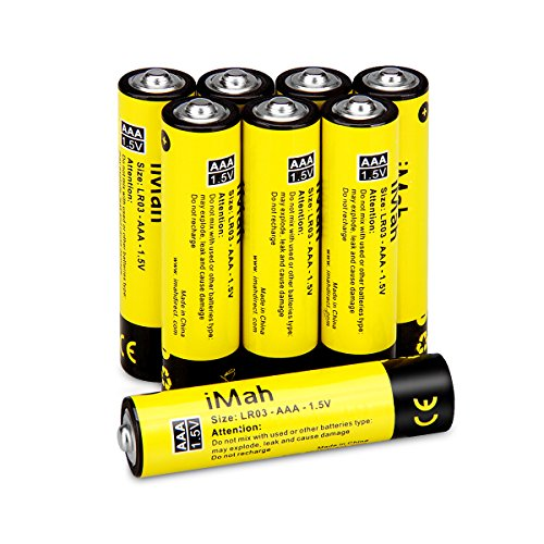 - 8-Pack iMah AA Batteries