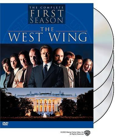 WEST WING:COMPLETE FIRST SEASON WEST WING:COMPLETE FIRST SEASON