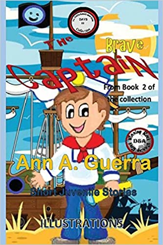 The Brave Captain: Story No. 22 from Book 2 of: The THOUSAND ...