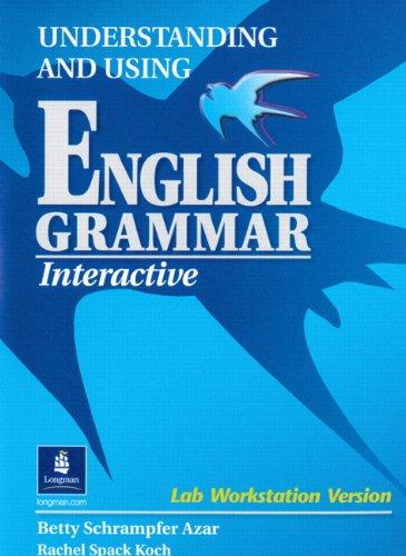 Understanding and Using English Grammer Lab Workstation