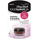 Chapstick Total Hydration Conditioning Lip Scrub, Sugar Plum, 0.27 fl oz (Pack of 2)