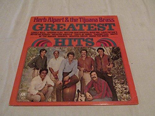 Herb Alpert & The Tijuana Brass Greatest Hits Album Vinyl