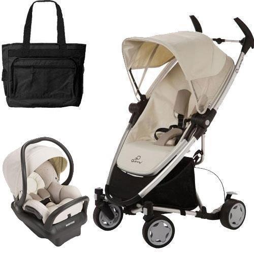 Quinny Zapp Xtra Travel System Baby Stroller - 5