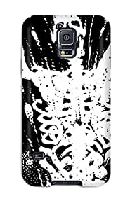 Brandy K. Fountain's Shop High-quality Durable Protection Case For Galaxy S5(skeleton) 4657285K39678245