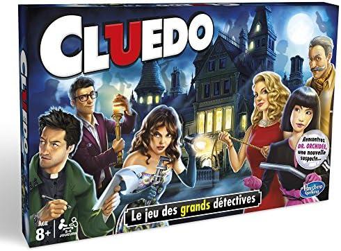 Hasbro Gaming - Juego en Familia Cluedo 38712 (versión Francesa ...