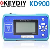 Ecusells 2017 NEW Original KEYDIY KD900 Remote Maker the Best Tool for Remote Control World Update Online auto key remote tool