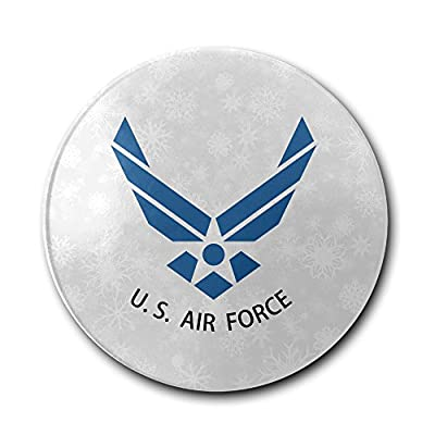 JFD U.S. Air Force Logo Bar Drink Ceramic Coaster Furniture