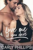 img - for Love Me if You Dare (Most Eligible Bachelor Series Book 2) book / textbook / text book