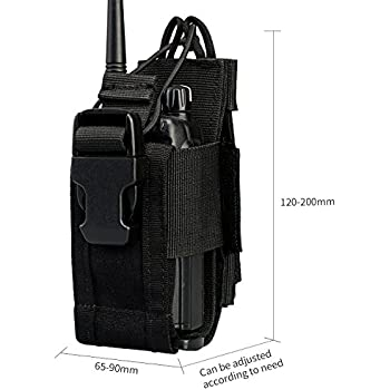 51ee9da257f Amazon.com  5.11 Radio Pouch Compatible with 5.11 Bags Packs Duffels ...