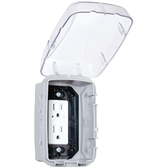 Intermatic WP3100C Weatherproof Receptacle Cover