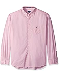 Men's Classic Broadcloth Stripe Shirt