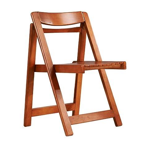 Chair QL sillones Plegables Silla Plegable para el hogar ...