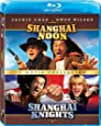 Shanghai Noon & Shanghai Knights 2-Movie Collection (Bilingue) [Blu-ray]