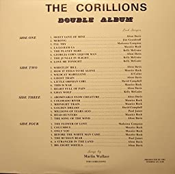The Corillions The Corillions Double Album